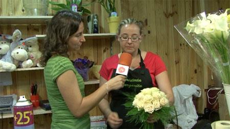 Reportatge a la Floristeria Margarita