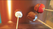 Espectaculars fonts de xocolata